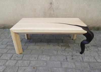 Mesa pata negra